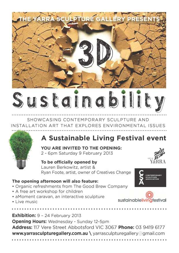3D Sustainability