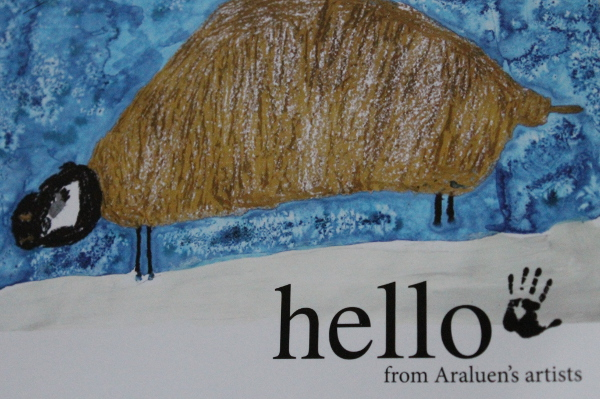 Hello from Araluen artists IMG_2997